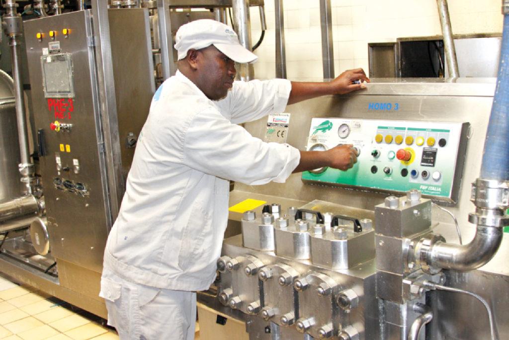 Inside Fresha Dairies