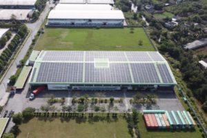 Solaranlage Green TG