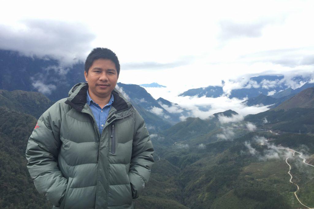 Thuong Duong, director de ecoligo en Vietnam.
