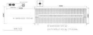 Mirae fiber Solaranlage