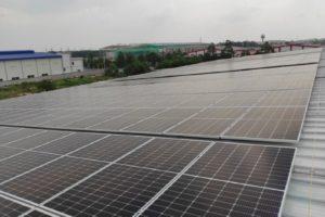 Rega Solaranlage