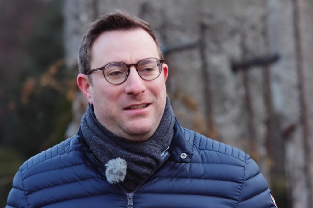ecoligo's CEO and Co-founder, Martin Baart